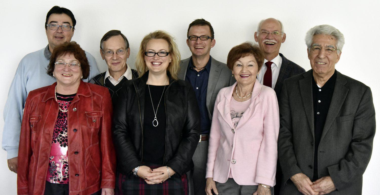 Der Vorstand der DBW